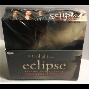 The Twilight Saga Eclipse Trading Cards